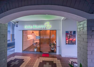 Casa Beauty Tampines is a cosy beauty cove.