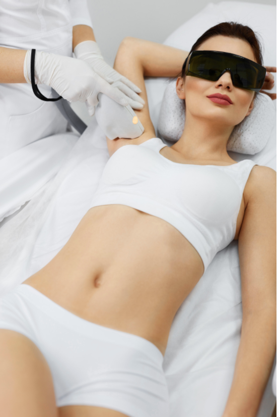 OPT Light Hair removal