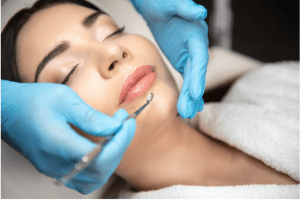 Leave black head removal to professionals at Casa Beauty Tampines