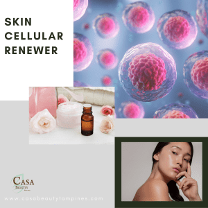 cellular skin renewer by Casa Beauty Tampines