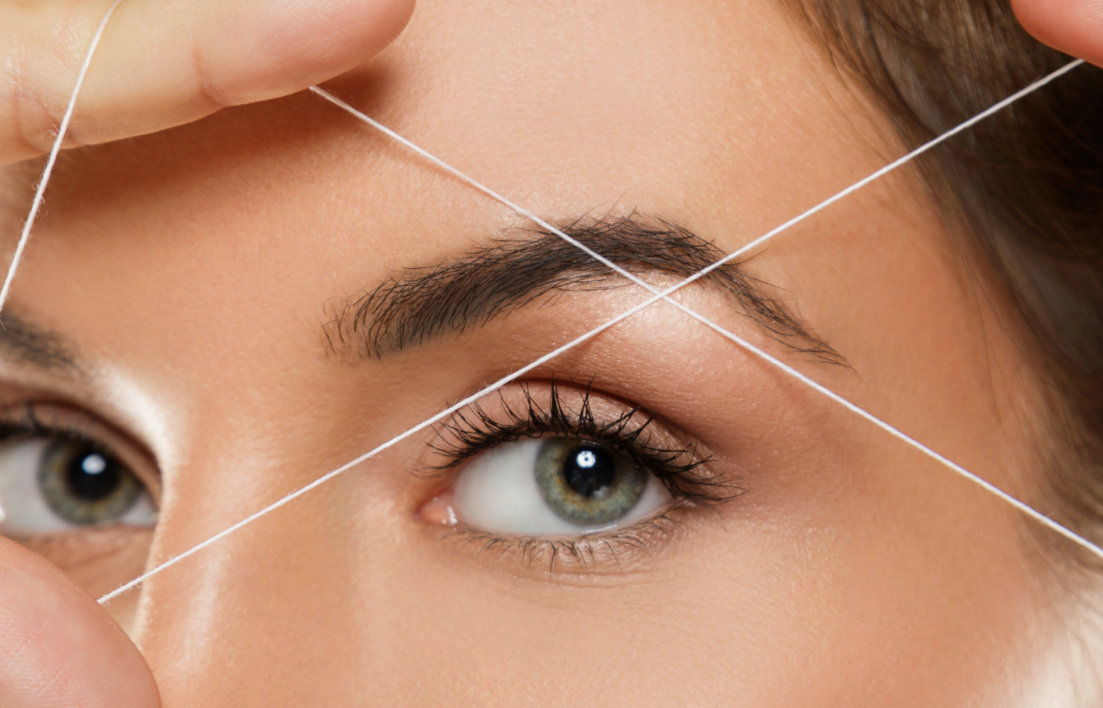 Threading is one of the Ways to remove unwanted hair
