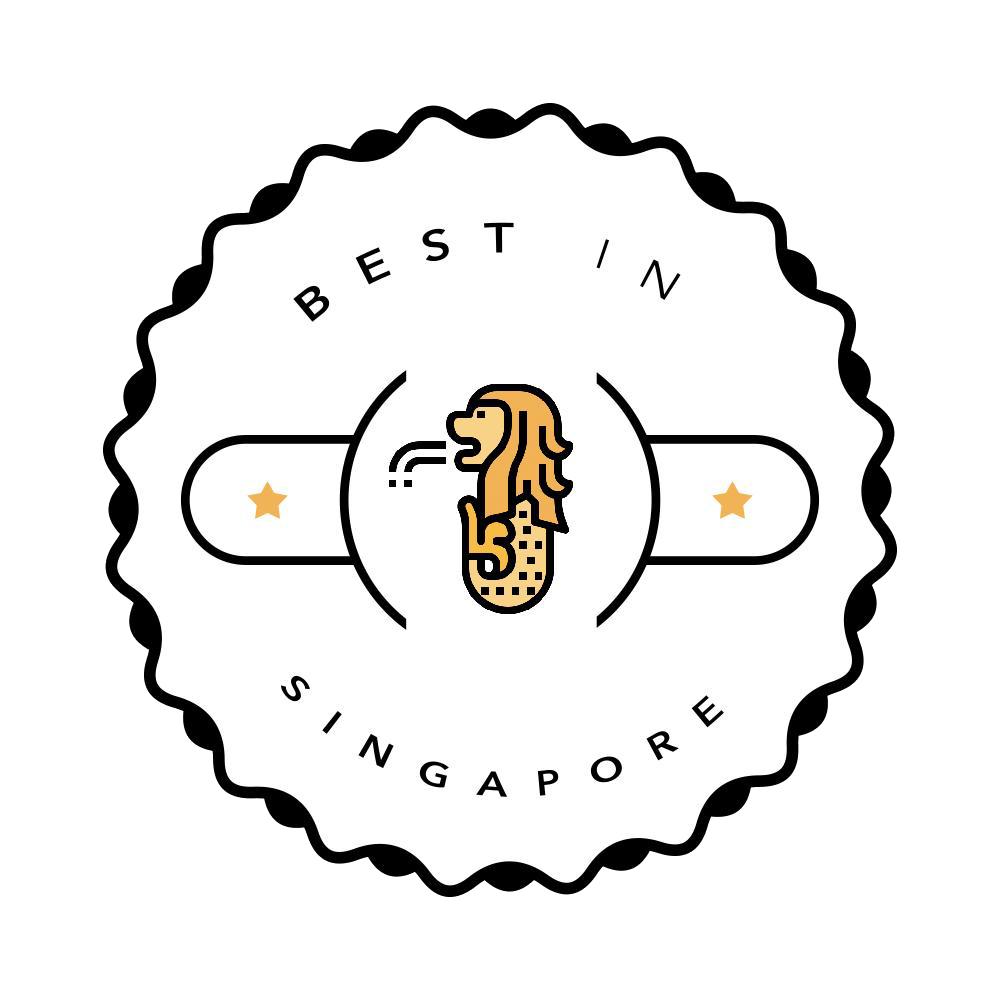 Logo of merlion Best in Singapore
