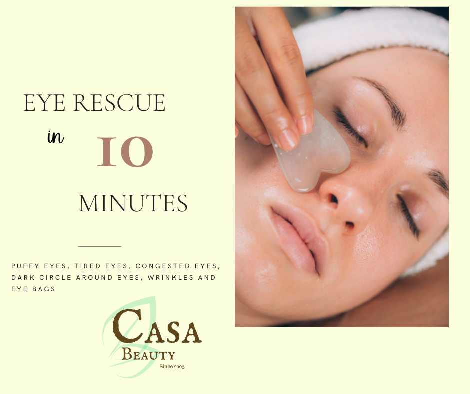 Best eye treatment in tampines- Casa Beauty Tampines